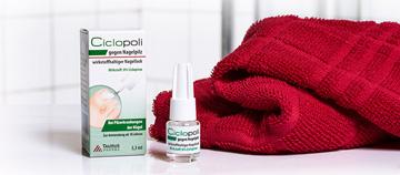 Ciclopoli Nagellack gegen Nagelpilz