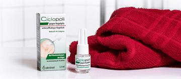 Ciclopoli gegen Nagelpilz Teaser